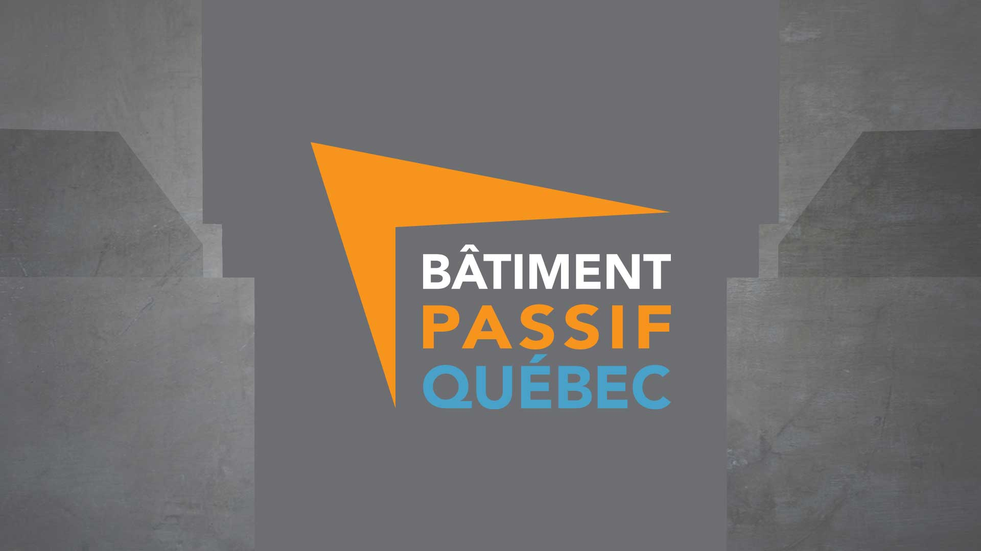Logo de Bâtiment passif Québec